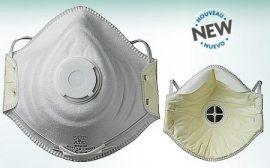 Légzésvédő pormaszk 23376